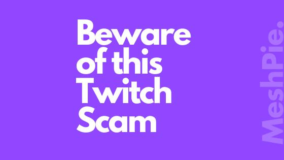 twitch csgo scam