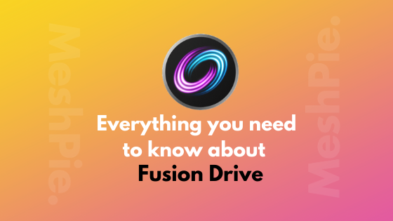 Fusion Drive iMac