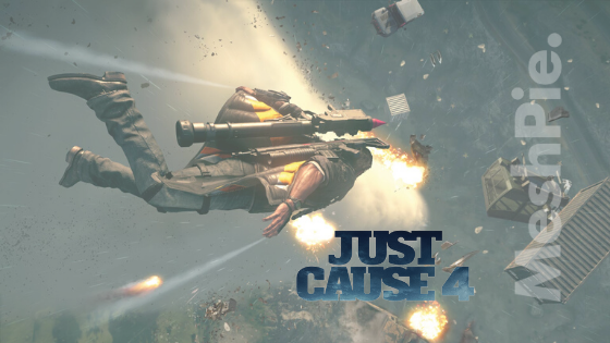 Just cause 4 multiplayer 2020
