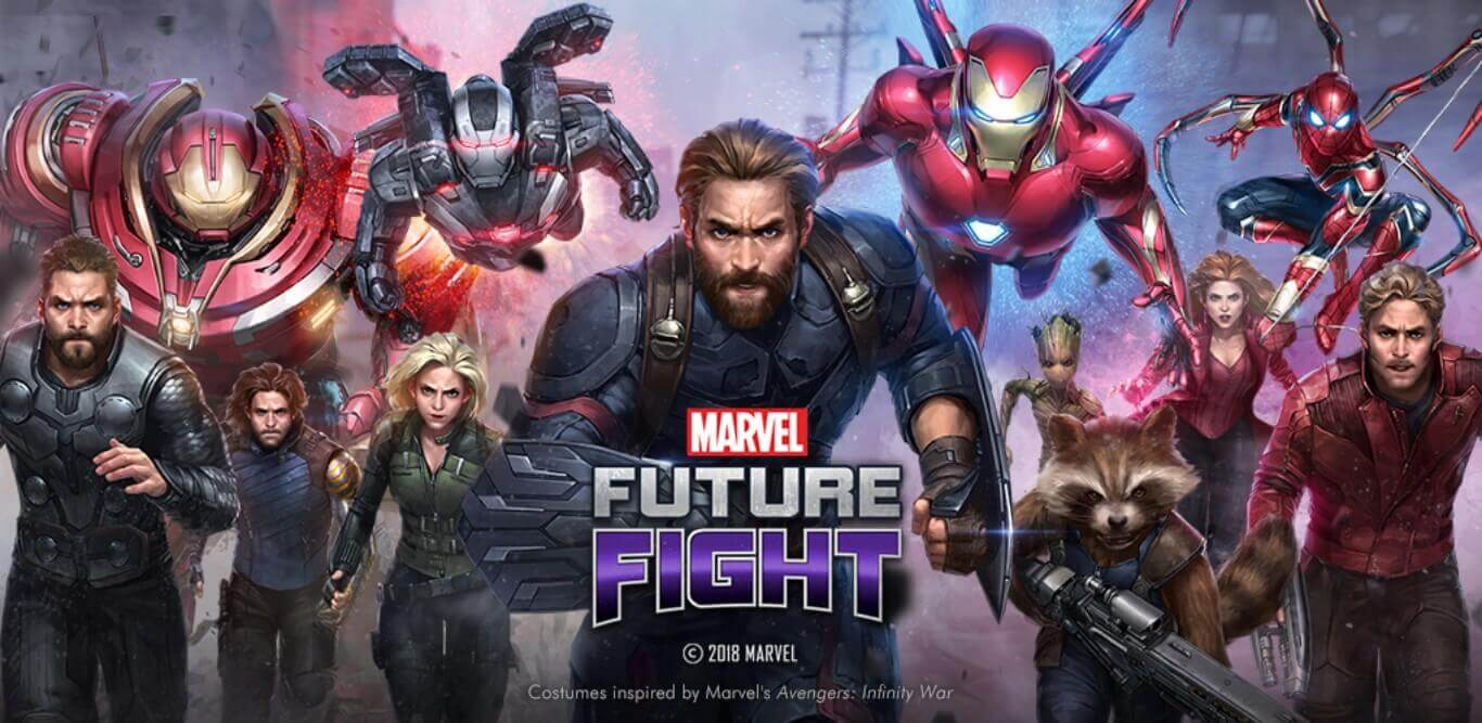 Marvel future fight is one of the best RPG for android.