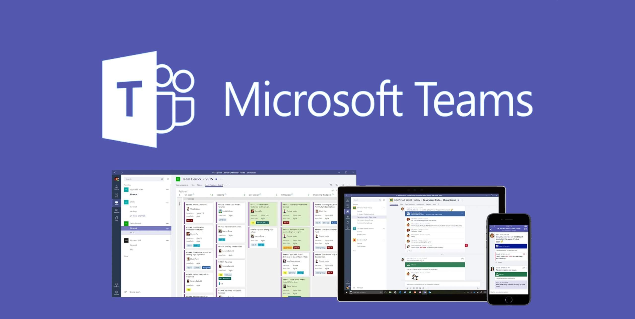 Microsoft Team is one the best alternatives for Zoom
