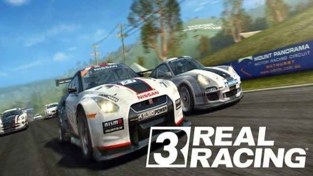 Real racing 3 is the best game if you want to experience driving Formula 1 cars.
