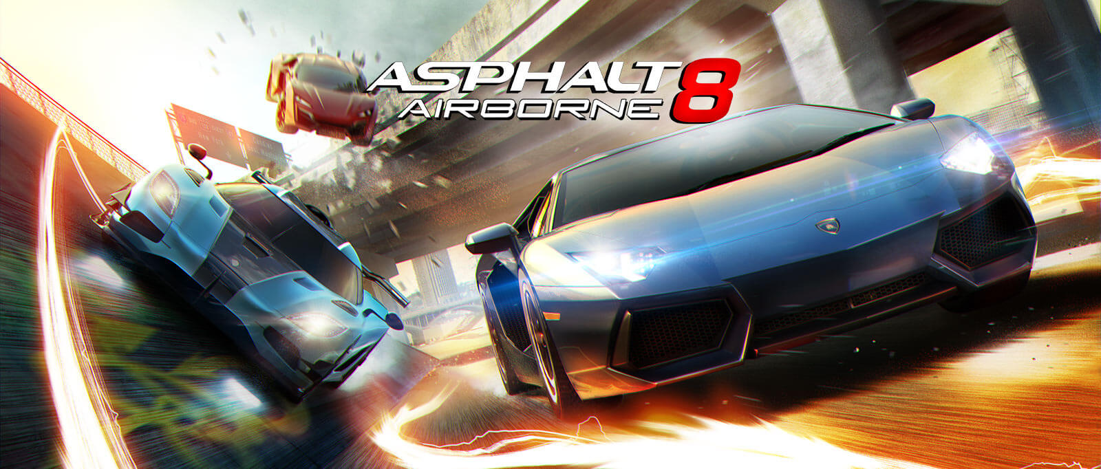 Asphalt 8 is the best go to mobile game if you want to experience some great graphics