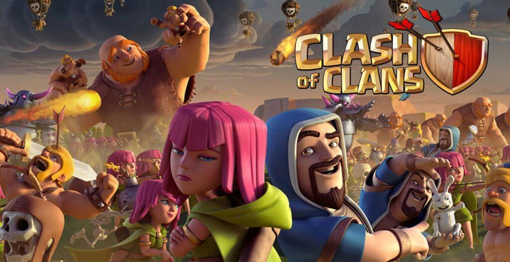 clash of clans is one of the best strategy game available for android.