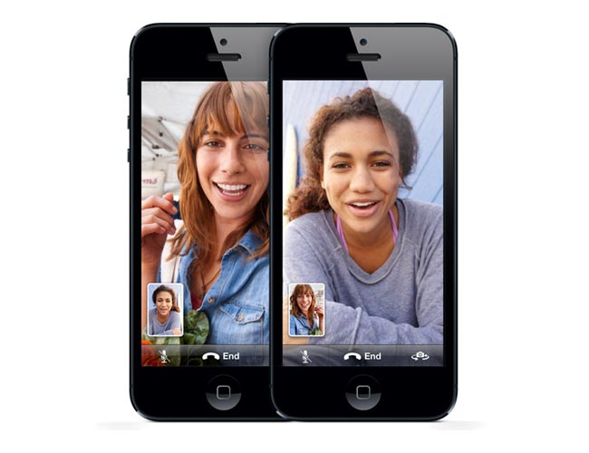 Apple cut down facetime app on their older versions of their iPhones