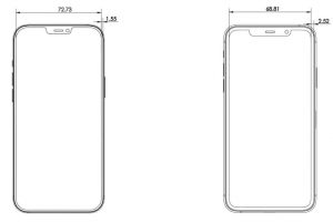 iPhone 12 dimensions