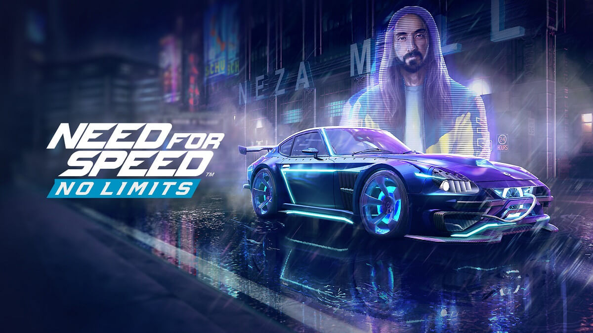 need for speed, just like the PC game. Impeccable!
