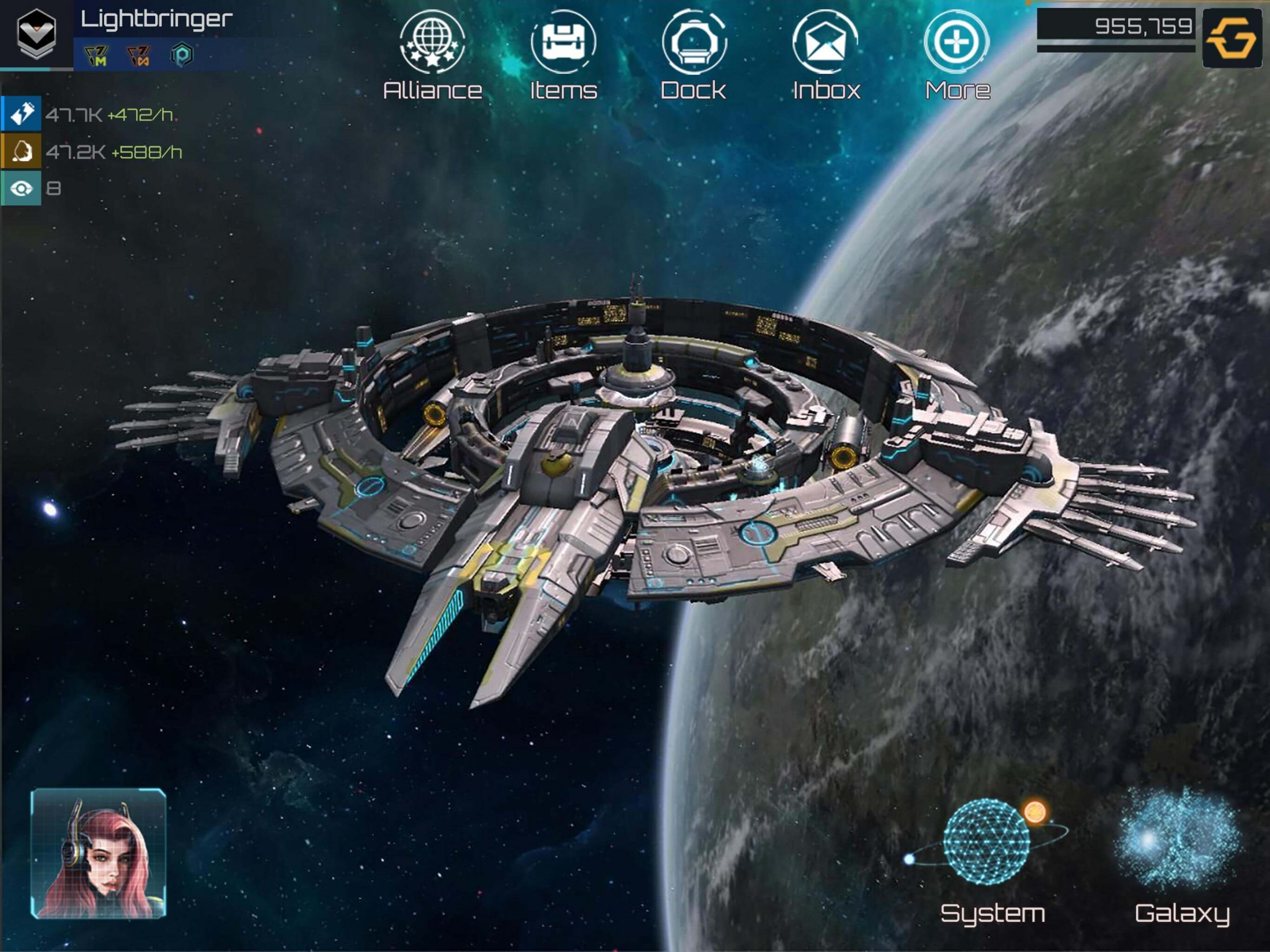 Nova empire is one of the best strategic game with good graphics.