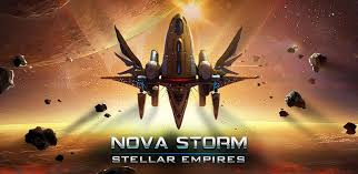 NOVA storm is an massive multi-player online role playing game
