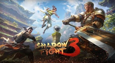 Shadow fight 3 is the one of the best role playing game