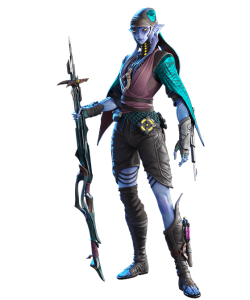 Crucible game's character.