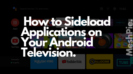 Sideload applications