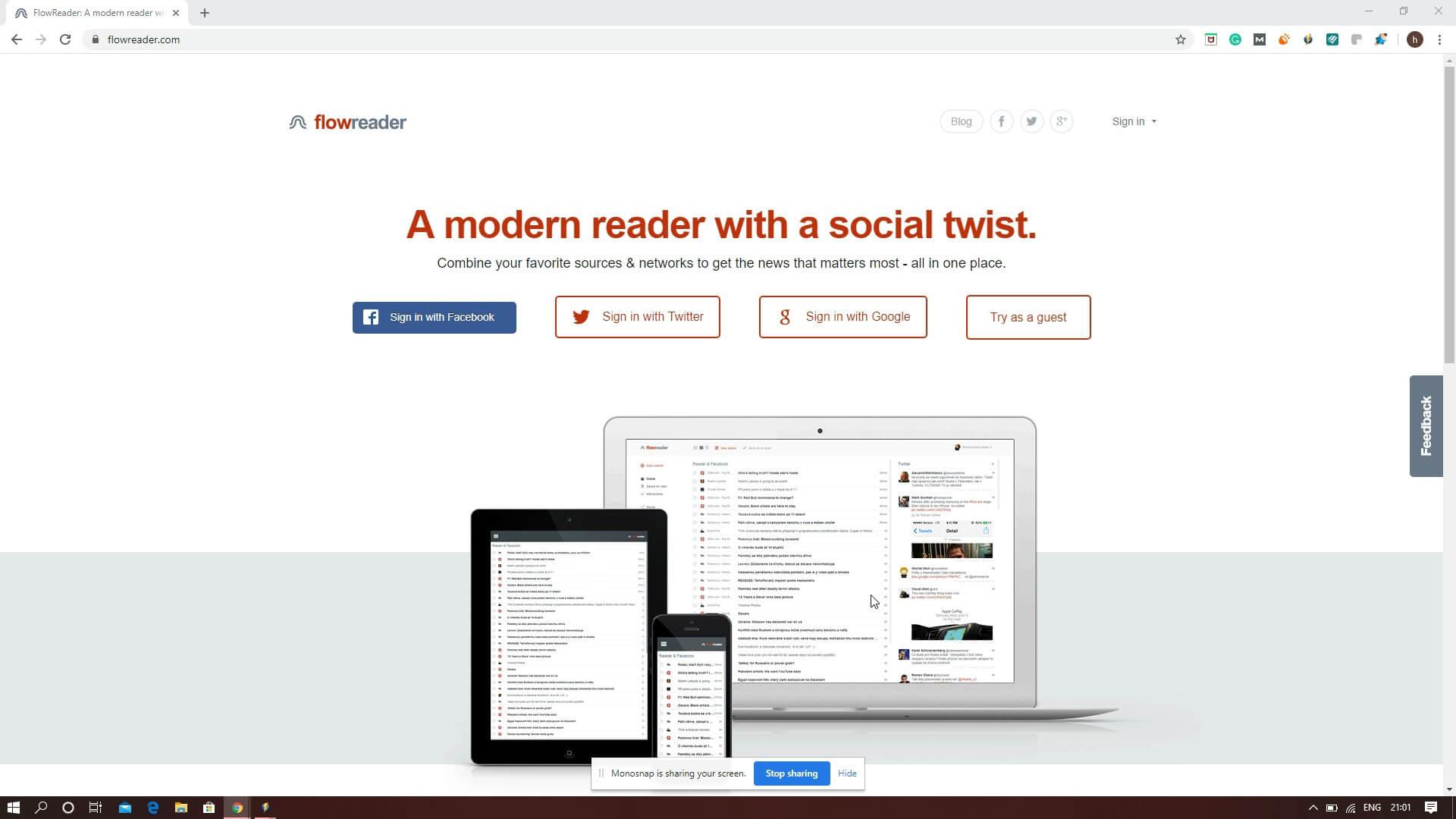 4 Best RSS Reader Apps to make life easier.