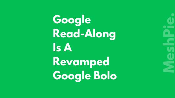 Google-read-along
