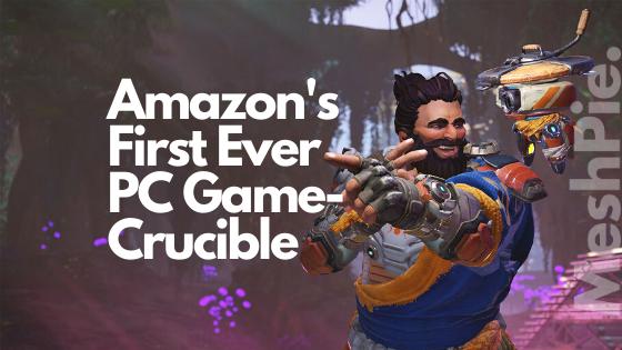 Amazon's new shooting game