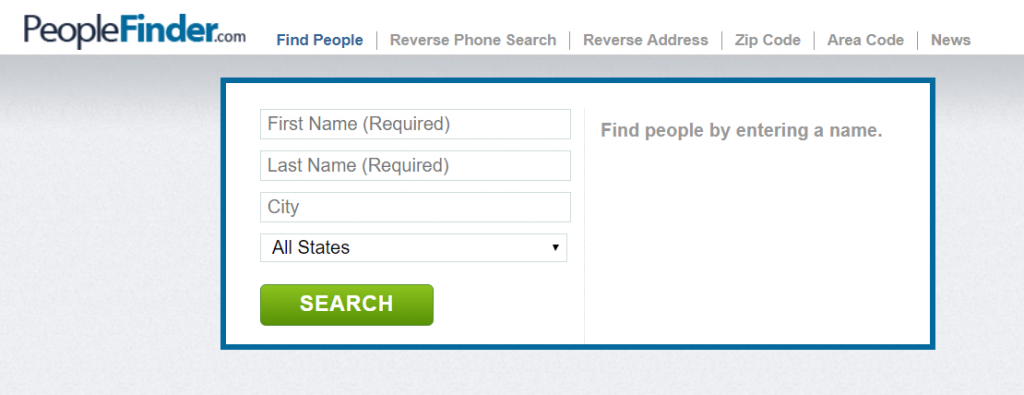 People finder is one of the best reverse phone lookup application.