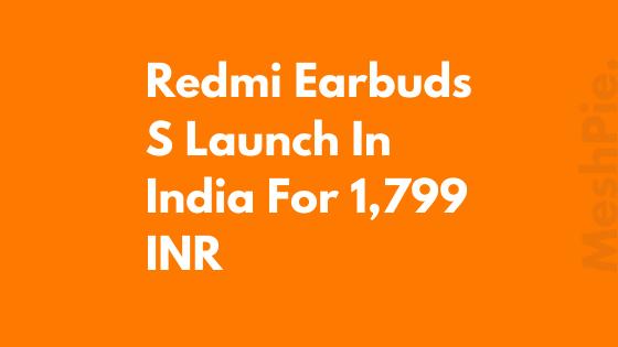 redmi-earbuds-s