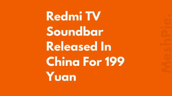 redmi-tv-soundbar