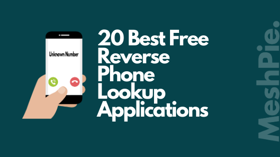 This blog tells about some of the best reverse phone lookup applications