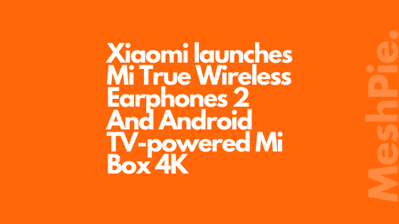 Xiaomi has launched