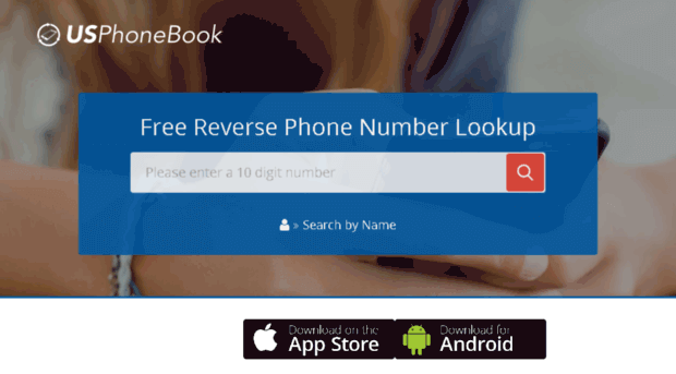 USPhonebook is one of the best reverse phone lookup application.