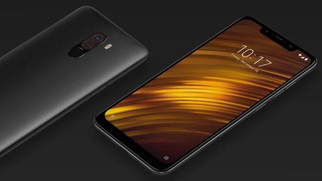 Poco F1- Smartphones under ₹20000