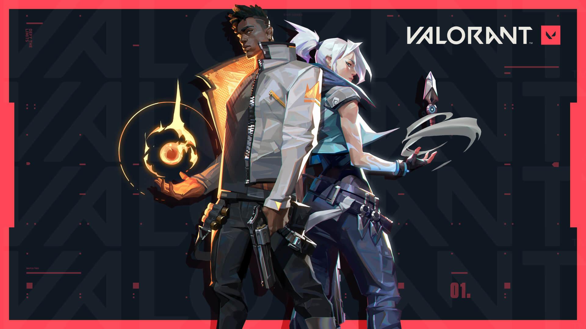 Valorant Competitive Cover
