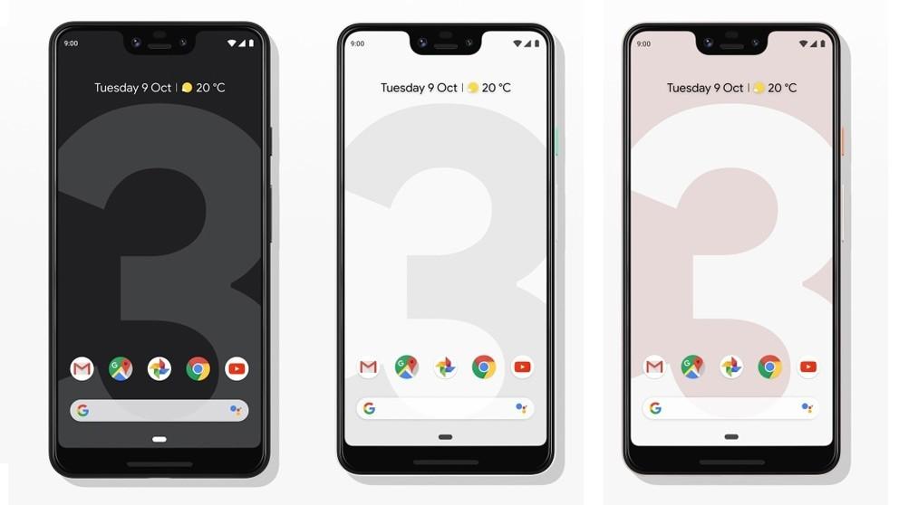 Pixel 3a XL - smartphones under ₹25,000