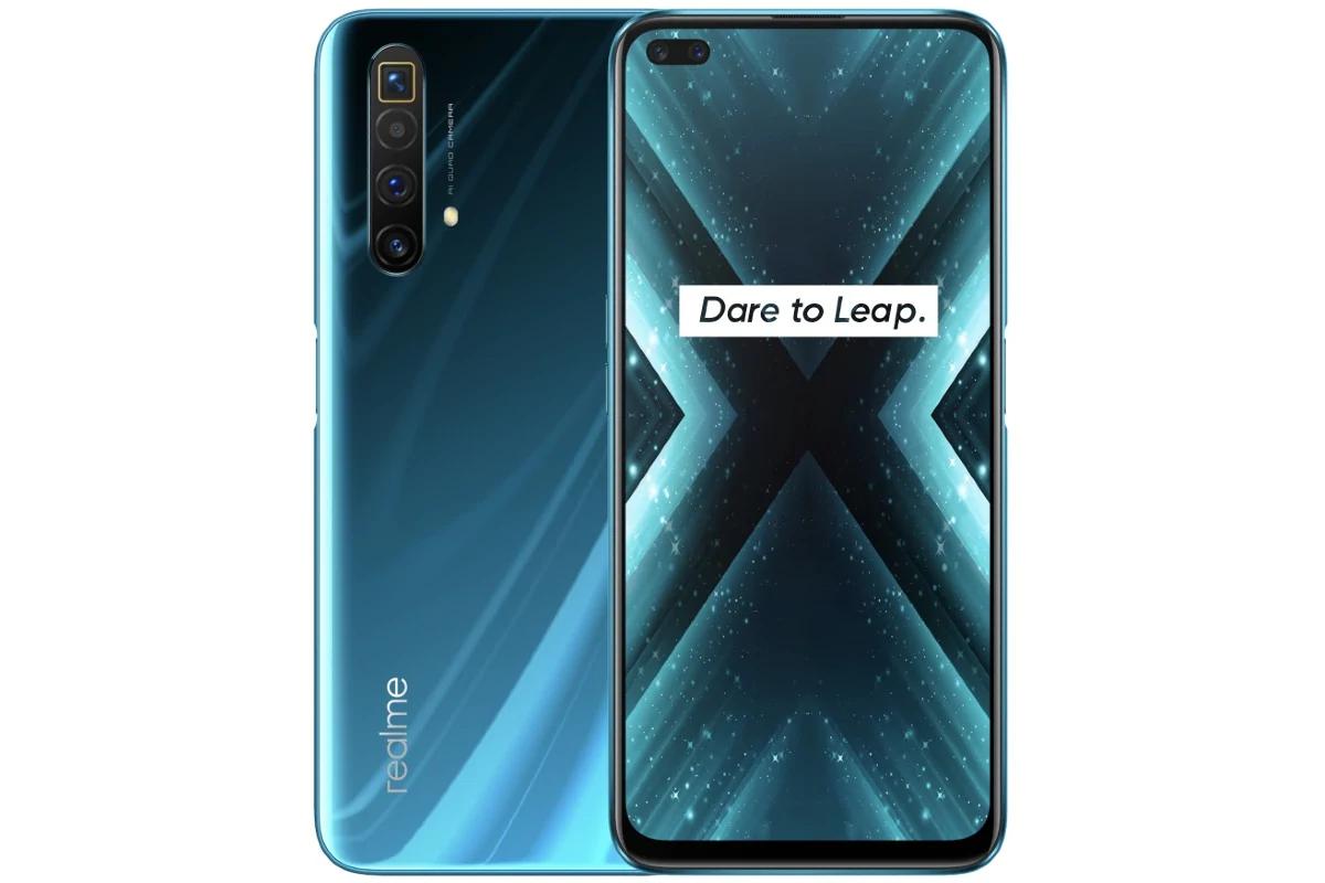Realme X3 - smartphones under ₹25,000