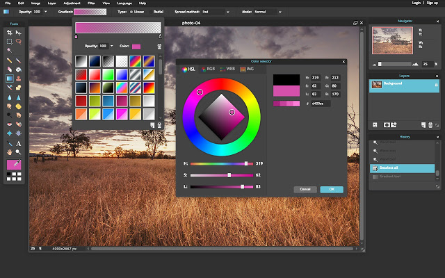 one of the best free photoshop alternative