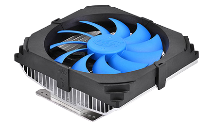 Image showing a GPU fan