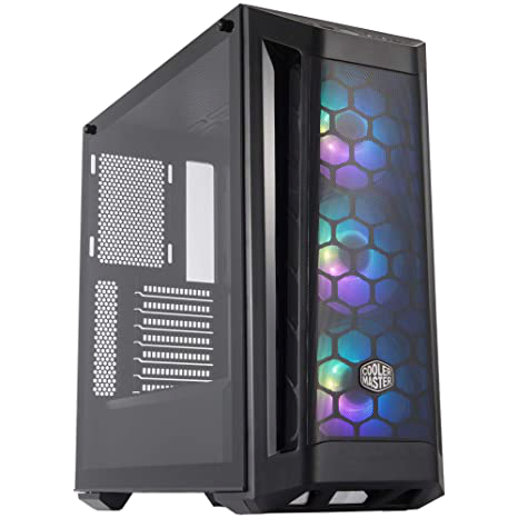 Image showing Cooler Master PC cabinet