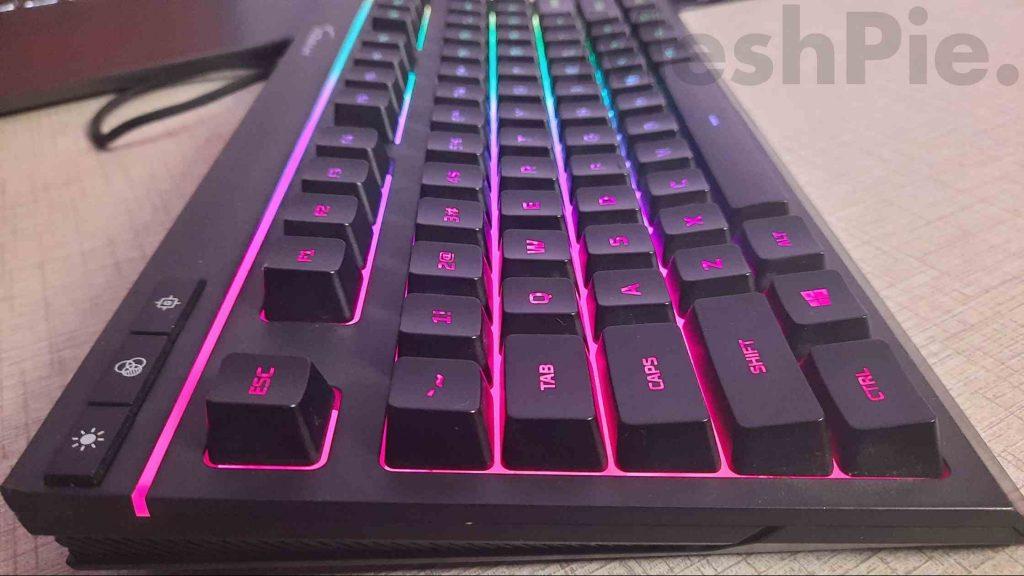 best rgb membrane gaming keyboard