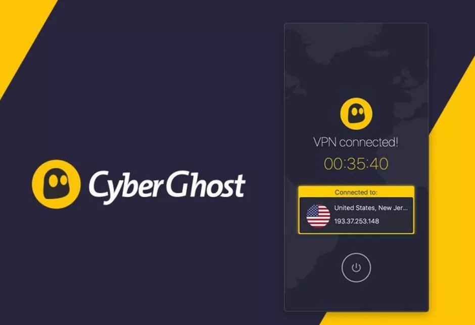 best vpn for pubg mobile - cyberghost