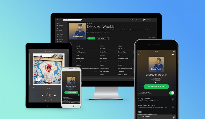 best-offline-music-apps-for-android-spotify