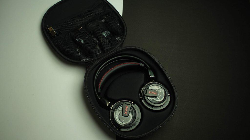XPG Precog gaming headphones