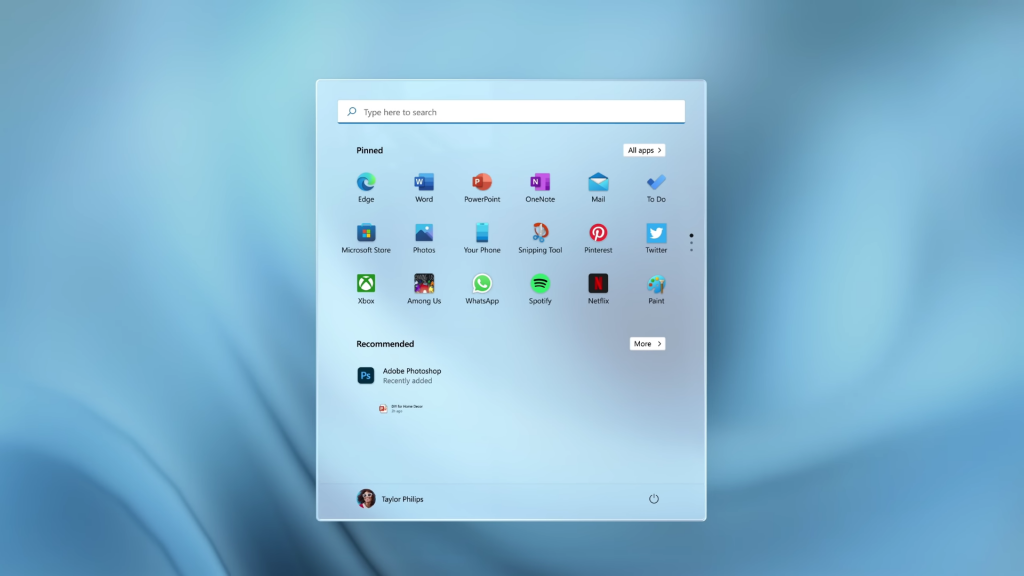 Windows 11 android apps feature
